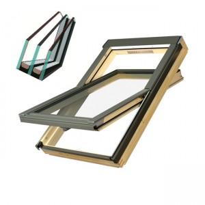 Вікно Fakro FTS-V U4, двокамерний склопакет