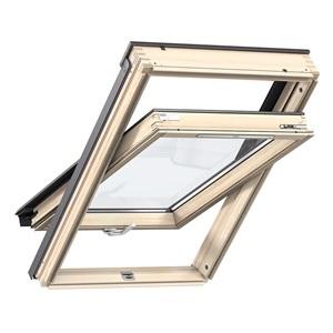 Окно Velux GZL 1051B, ручка открывания снизу.