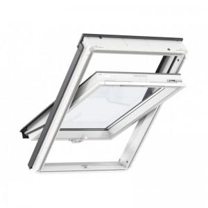 Вікно Velux GLU 0051B 78x140 нижня ручка, вологостійке