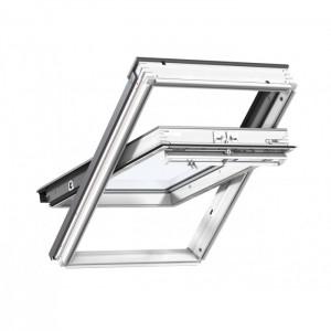 Окно Velux GGL 2066, двухкамерный стеклопакет, белое.