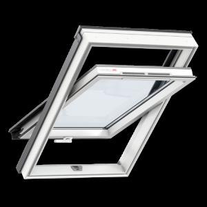 Вікно Velux GLP 0073 B, пластикове, нижня ручка.